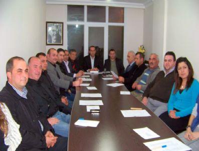 HAMIT NIŞANCı - Ak Parti Seferihisar İlçe Örgütüne Taze Kan
