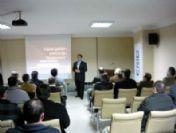 Erid'den 'Yöneticiler İçin Yaşam Yönetimi' Semineri