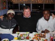 Fc Cape Town Kulüp Başkanı Errol Dicks Karabük'e Geldi