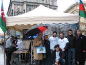 Hocalı Katliamı Viyana'da Anıldı