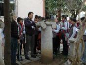 Kültür Elçileri Milas Müzesini Gezdi
