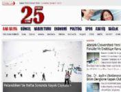 25haber.com Zirvede