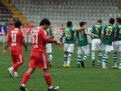 Bursaspor 3 - 0 Sivasspor