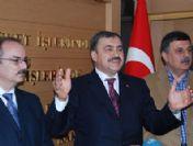 Çevre Bakanı Eroğlu Kahramanmaraş'ta