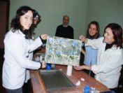 Ebru Sanatı Yaygınlaştırılıyor
