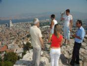 Kadifekale Turistlerin Uğrak Yeri Oldu