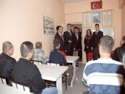 Midyat Cezaevi'nde Hükümlü Ve Tutuklular Öss'ye Hazırlanıyor