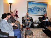 Vali Karaloğlu, İl Özel İdare Arsasının Satışını 'Ekonomi Konseyi' İle Paylaştı