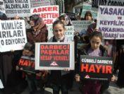 28 Şubat Müdahalesi Protesto Edildi