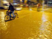 Adana'da Etkili Sağanak Yağış