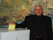 Ahlat Esnaf Ve Sanatkar Odası Başkanlığı Seçimi Yapıldı
