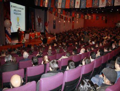 ALI KUL - Ak Parti 22. İl Danışma Meclisi Toplandı