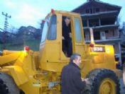 Eskipazar Belediyesi Araç Parkurunu Genişletiyor