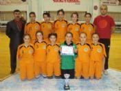 Karapınar İlköğretim Okulu Türkiye Şampiyonası'na Katılmaya Hak Kazandı