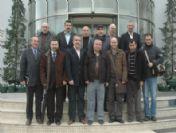 Mhp Basınla Kaynaşma Toplantısı Düzenledi