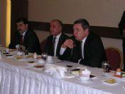 Mhp Genel Başkan Yardımcısı Deniz Bölükbaşı Malatya'da