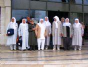 Tarsus'tan 87 Kişi Umre'ye Gitti