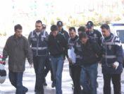 Yozgat'ta Otomobillerden Akü Çalıp Satan 3 Kişi Yakalandı
