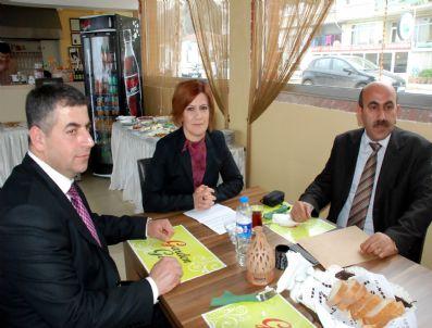 HASAN ALTıN - Öz Orman-iş Sinop'ta Örgütlenmesini Tamamladı