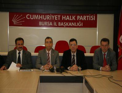 ENGIN ER - Tbmm Deprem Araştırma Komisyonu Üyesi Ve Chp Bursa Milletvekili Kemal Demirel: