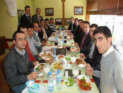 SINAN GÜNER - Ak Parti'li Gençler Seçim Startını Verdi