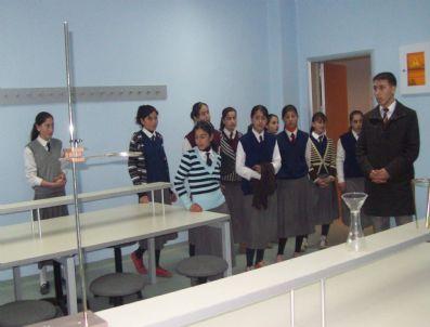 ABDURRAHMAN YALÇıNKAYA - Kız Öğrenciler İçin Motivasyon Artırıcı Geziler