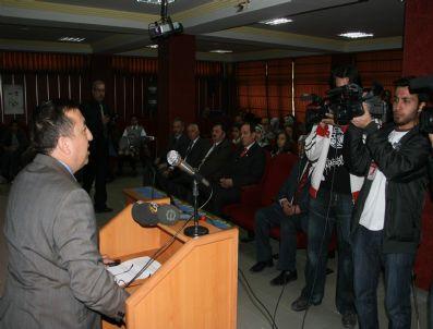 ZIKRI ŞAHIN - Konya'da Çevre İçin Ortak Program