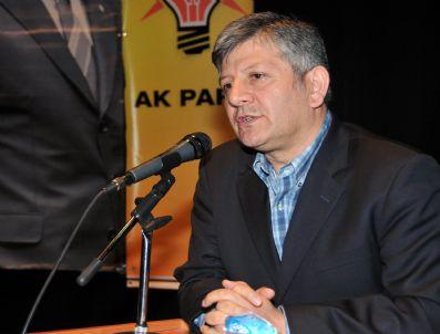 İHSAN KOCA - Ak Parti Gümüşhane İl Danışma Meclisi Toplantısı