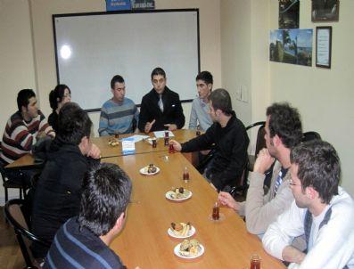 SINAN GÜNER - Ak Parti'li Gençler Değerlendirme Toplantısı