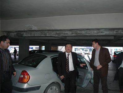 SERHAT KEMAL YıLMAZ - Gözaltına Alınan Etimesgut Eski Belediye Başkanı Emniyete Getirildi
