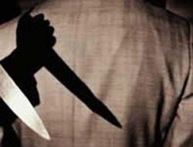 Erzincan'da bıçakla yaralama