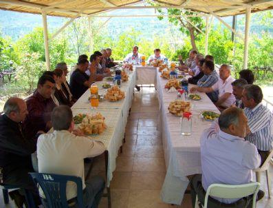 EKREM ÖZCAN - Göksu Belde Belediyesi'nden Birlik Ve Beraberlik Toplantısı