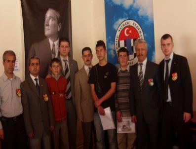MEHMET KARADAŞ - 23 Nisan Ulusal Egemenlik Satranç Turnuvası Sonuçlandı