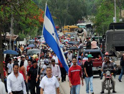 TEGUCIGALPA - Honduras Crısıs