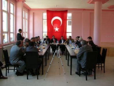ALANKENT - Bolaman Havzası Belediyeler Birliği Kuruluyor