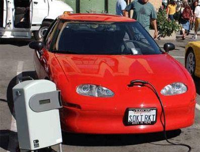 Ergün : Elektrikli otomobiller Türkiye'ye gelecek