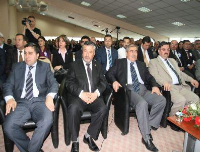 ZIKRI ŞAHIN - Konya Smmm Odası'nda 20. Olağan Genel Kurul