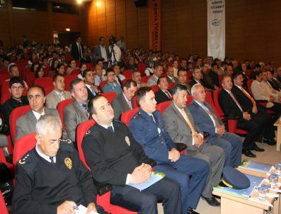 ZIKRI ŞAHIN - Konya'da Meteoroloji Tanıtım Toplantısı