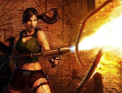 TOMB RAIDER - Lara Croftthe Guardian of Light'ın ilk videosu yayınlandı