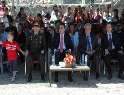 Savur'da 19 Mayıs Atatürk'ü Anma Ve Gençlik Ve Spor Bayramı Coşkuyla Kutlandı