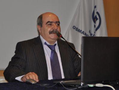 ŞAMANIZM - Esogü'de 'Eski Türk İnanışları Ve Şamanizm' Konulu Konferans