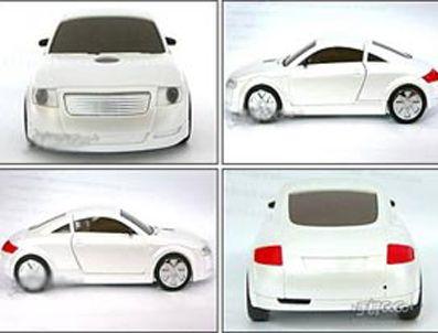 A9 - Audi'den, çizilmeyen ve rengini değiştiren otomobil