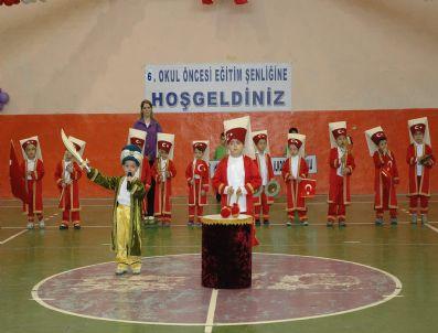 Karaman'da Okul Öncesi Eğitim Şenliği