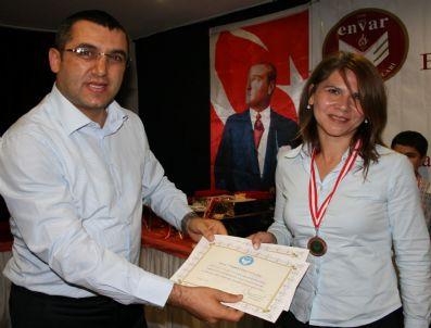 İLK ÖĞRETİM OKULU - Emfo Ödülleri Verildi