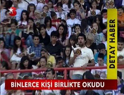 BORA GENCER - Ali Sami Yen Stadı'nda rekor denemesi