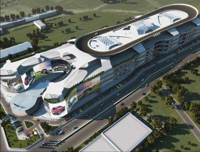 Avrupa'nın En Büyük Otomobil Merkezi
