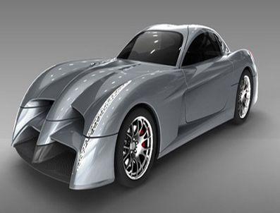 Batman'i Kıskandıracak Otomobil