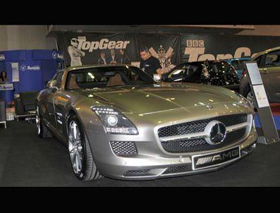 BBC Top Gear Auto Show Sofya'da açıldı