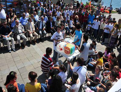 RECEP KORAL - Çevre Haftası çocuklarla şenlendi