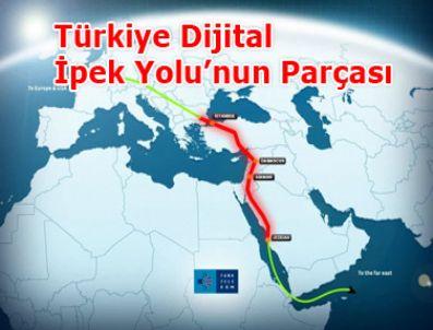 PAUL DOANY - Dijital İpek yolu Türkiye toprakları üzerinden geçiyor